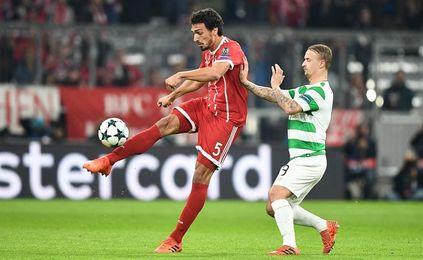 3-0. El Bayern resuelve sin problemas el trámite ante el Celtic