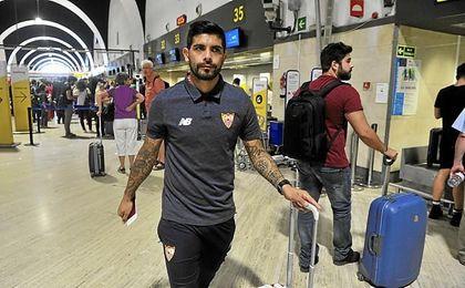 Banega volverá a Valencia con urgencias.