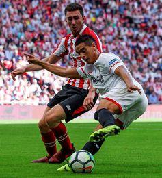 Competición mantiene las amarillas a Kepa y Laporte en el Athletic-Sevilla