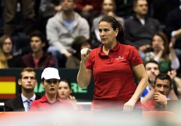 """Conchita Martínez: """"En la Federación Española de Tenis hay mucha política"""""""