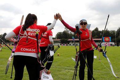 México vence a Taiwán y disputará el título mundial femenino en arco recurvo