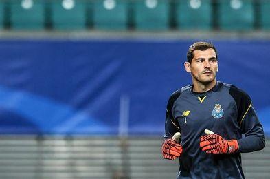 La suplencia de Casillas en Liga de Campeones, un debate nacional en Portugal