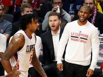 92-108. Blake, con 29 puntos, líder de los Clippers