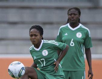 La delantera nigeriana Ordega jugará en el Atlético de Madrid hasta marzo