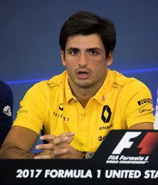 Estrella Galicia acompaña a Carlos Sainz en su incorporación a Renault