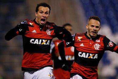 Santos cede un empate, Palmeiras gana y convence, y Flamengo ilusiona al golear
