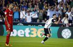 4-0. El Valencia sigue de dulce y agrava la mala semana del Sevilla