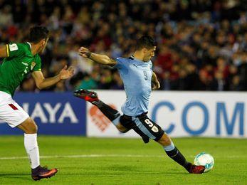 Luis Suárez es baja por lesión para los amistosos de Uruguay ante Polonia y Austria