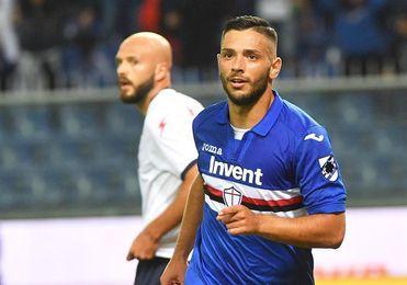El Sampdoria arrolla 5-0 al Crotone y se sitúa en zona europea