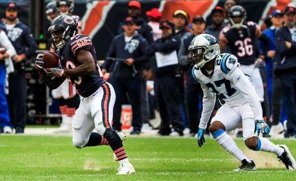 17-3. Jackson logra dos anotaciones defensivas en triunfo de los Bears