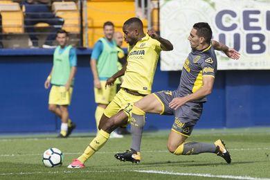 Bakambú firma el mejor arranque goleador del Villarreal en Primera División