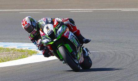 El campeón del mundo Rea gana otra vez en Jerez y consigue un doblete