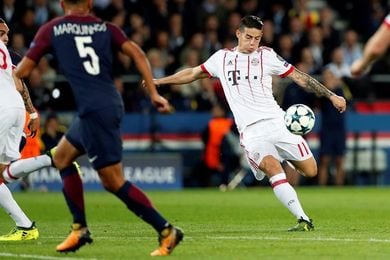 El Bayern y James ante dos semanas que pueden ser decisivas