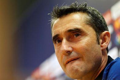 """Valverde: """"Mañana la prueba para todos, no sólo para los que juegan menos"""""""