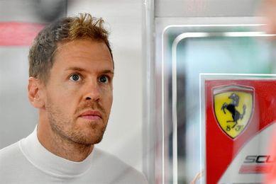 """Vettel: """"Obviamente, no es el resultado que quería"""""""