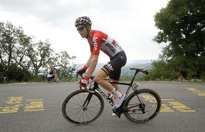 Wellens gana el primer Tour de Guangxi y Gaviria se hace con la última etapa