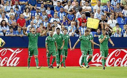 El Leganés acumula cinco partidos consecutivos sin perder.