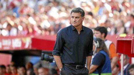 """La afición del Málaga estalla: """"Míchel ten vergüenza y vete ya"""""""