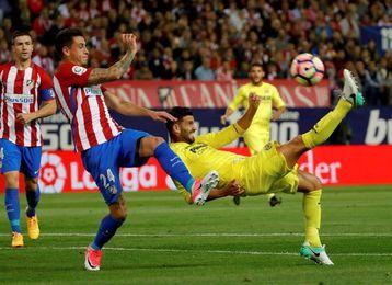 Un Atlético sin pegada recibe a un Villarreal en racha