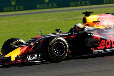 Hamilton detrás de Ricciardo en México; Alonso séptimo y ´Checo´ octavo