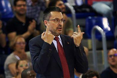 Pedro Martínez, nuevo entrenador del Baskonia tras la dimisión de Prigioni