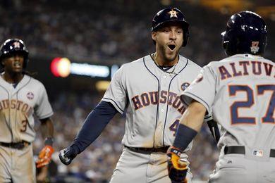 Los Astros buscan aprovechar la ventaja de campo tras quitarle el invicto a los Dodgers