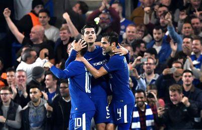 Hazard mete al Chelsea en puestos de ´Champions´ y hunde al Bournemouth