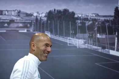 """Zidane: """"El año pasado fuimos el mejor equipo del mundo"""""""