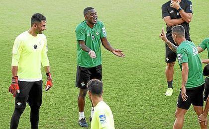 La convocatoria del Betis para medirse al Espanyol: llega Campbell