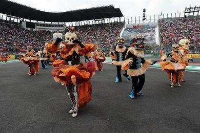 México agranda fiesta de la Fórmula 1 con su Gran Premio y su euforia sin par