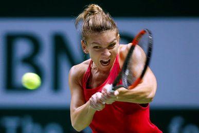 Simona Halep mantiene el número 1.