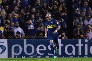 A una semana del superclásico argentino, Boca golea y River es goleado