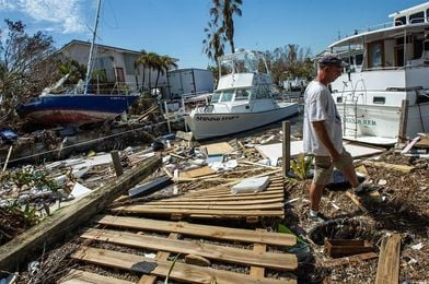 La amenaza de tormenta tropicales y huracanes obligan a cambiar la ruta