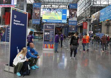 Se mantiene el maratón de Nueva York, aunque con seguridad reforzada