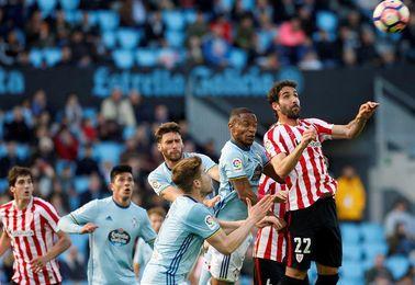El Athletic ha ganado en Vigo los últimos tres partidos de Liga