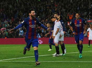 El Barça quiere afianzar su liderato ante un Sevilla con carencias visitante