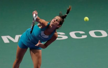 Goerges-Sevastova y Vandeweghe-Barty, las semifinales en Zhuhai