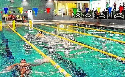 mairena del alcor se lanza al agua estadio deportivo