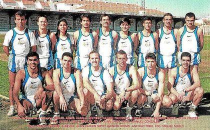 La nueva junta directiva está integrada por viejos conocidos del atletismo del municipio.