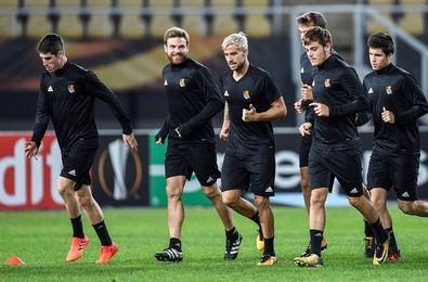 Seis jugadores de la Real Sociedad convocados con sus respectivas selecciones