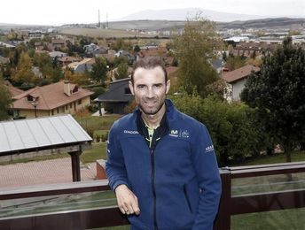 """Valverde: """"Tengo la carrera hecha pero mi meta es volver a ganar"""""""