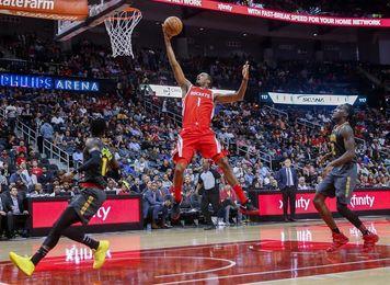 James logra marca y los Cavaliers rompen su racha perdedora; ganan Celtics y Rockets