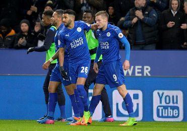 Stoke y Leicester firman las tablas e Iborra marca su primer gol en Premier