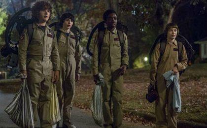 ¿Cuánta gente vio la segunda temporada de 'Strangers Things' del tirón?