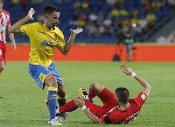Tana y Aythami Artiles, lesionados, tampoco estarán mañana en el Bernabéu