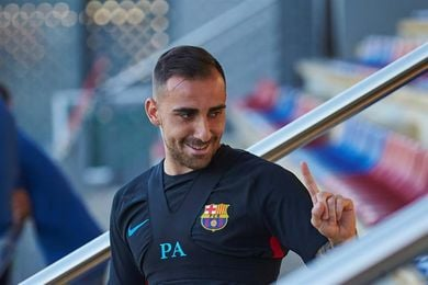 Valverde sorprende con la alineación titular de Paco Alcácer