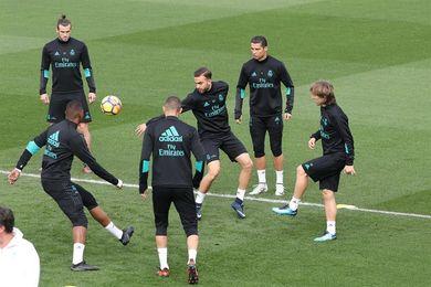 Achraf fuera de una lista sin Varane, Bale ni Carvajal