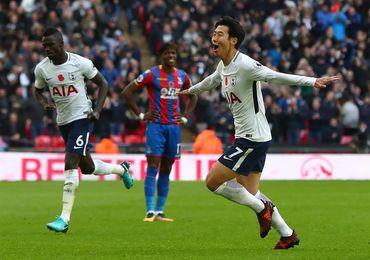 Son y Gazzaniga rescatan al Tottenham