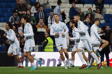 Vallejo titular en Liga por primera vez en un once sin Modric