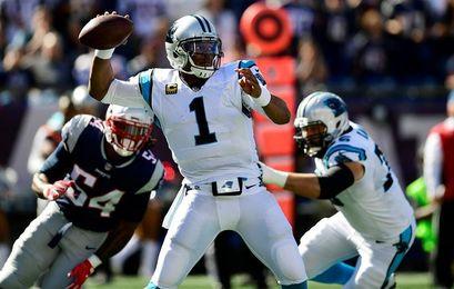 20-17. Newton remonta y acerca a los Panthers al liderato